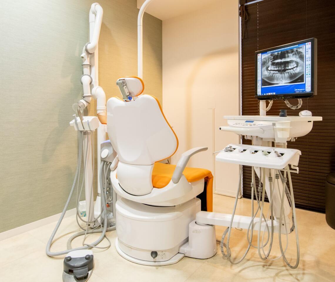 新城アイモール歯科 治療室