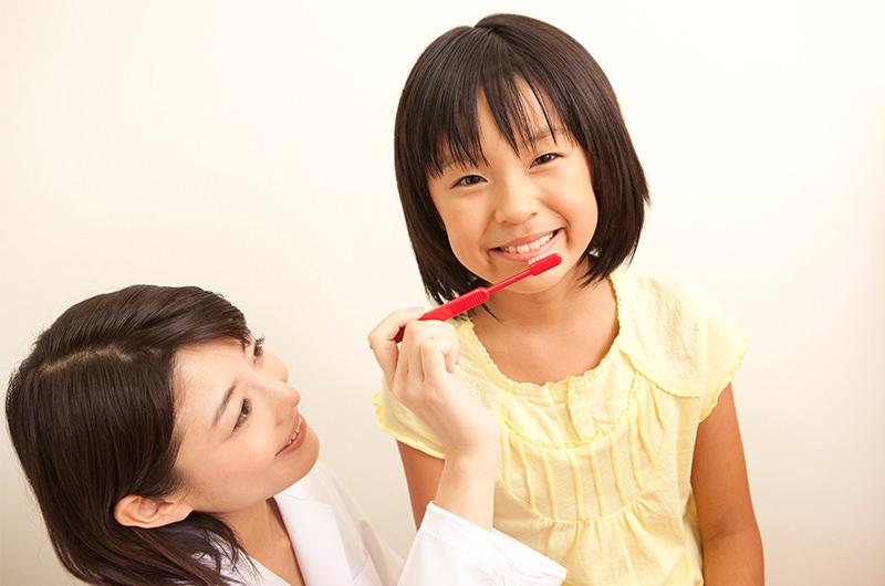 子どもの予防歯科