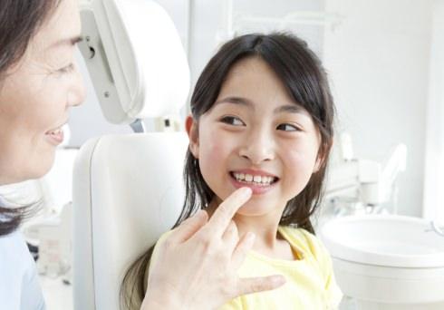 こどもの歯を治療したい
